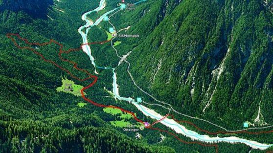 Malborghetto, sabato 10 sarà inaugurato il percorso che da Valbruna conduce in Val Saisera