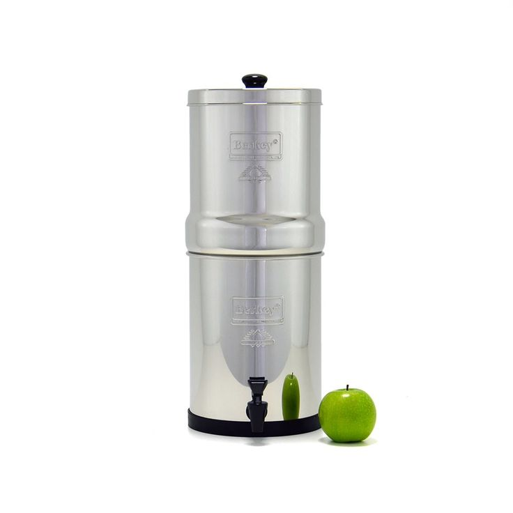 Travel Berkey  - The unique micro-porous filtration ability of the Black Berkey purification filters allow users to take water from most outside sources like streams, lakes, ponds and rivers and convert this questionable water to purified drinking water.