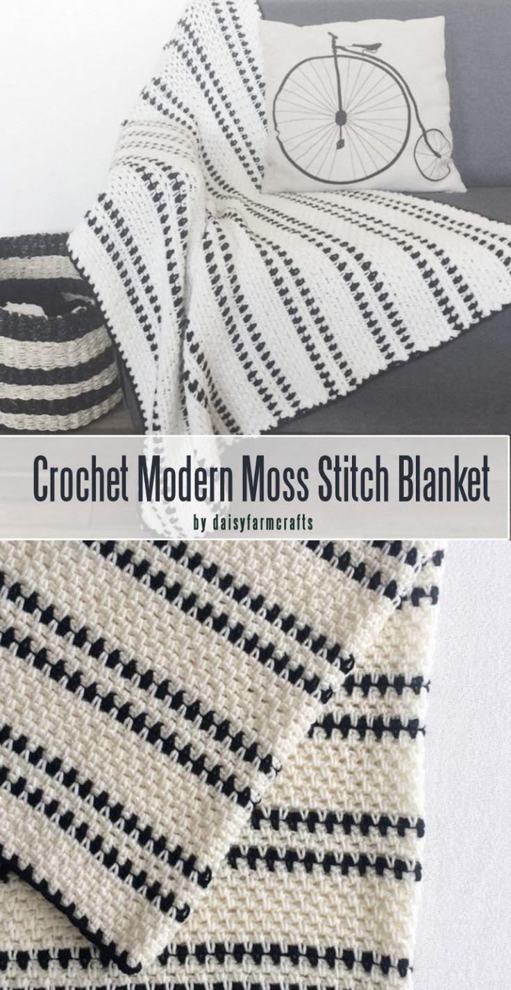 Best Crochet Baby Blankets for Beginners