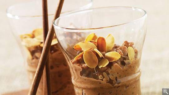 Pouding au riz chocolaté: ingrédients, préparation, trucs, information nutritionnelle