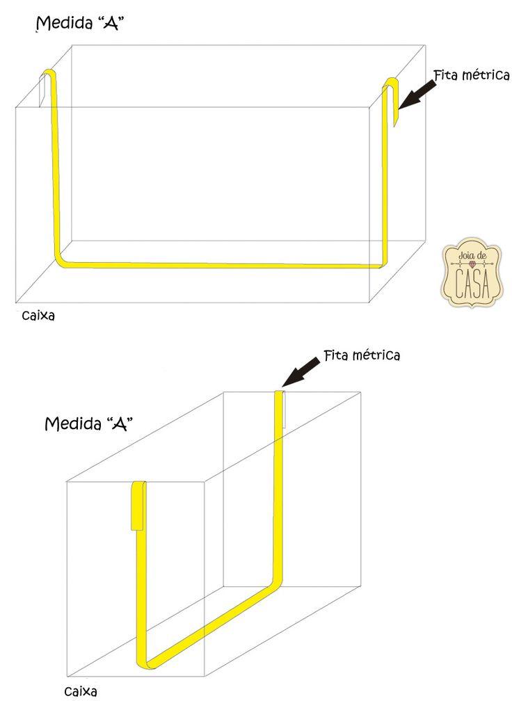 medidas caixa
