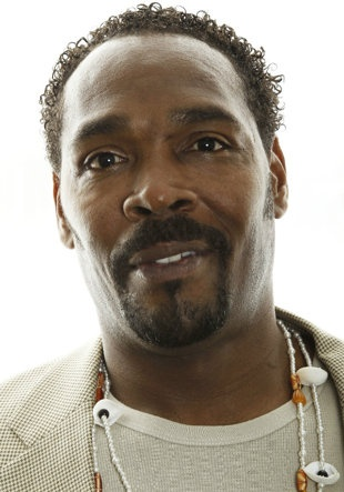 Rodney King.  I watched him on Celebrity Rehab and I came to have a lot of respect for him.  People could learn a lot from this guy.  After all that happened to him, he never really publicly held it against anyone but those 4 policemen.  He will be missed...he will be missed:(