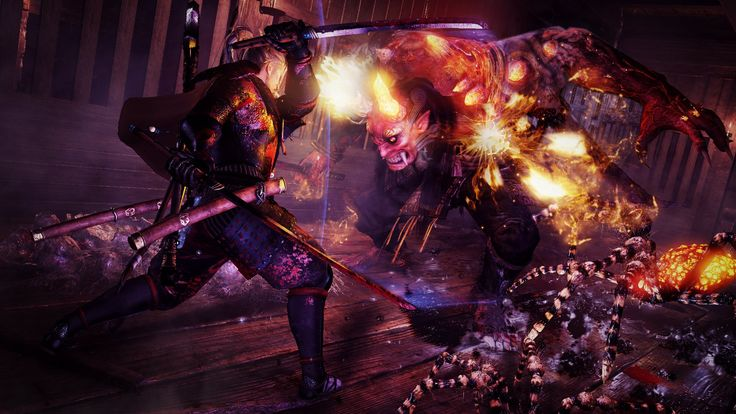 Ni Oh - PlayStation 4 (rol) #NiOH #PlayStation4 #NiOhGame #PS4 #HattoriHanzo #rol #games #videogames