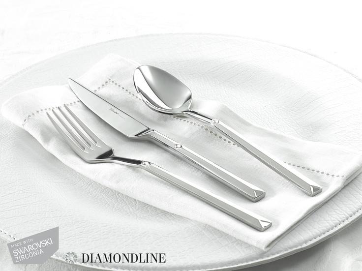 Hisar - Orion Diamondline  sc 1 st  Pinterest & 47 best Hisar FLATWARE images on Pinterest   Cutlery Flatware and ...