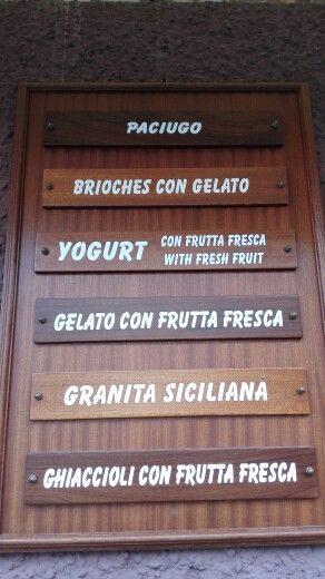 Gelato Portofino, Italy