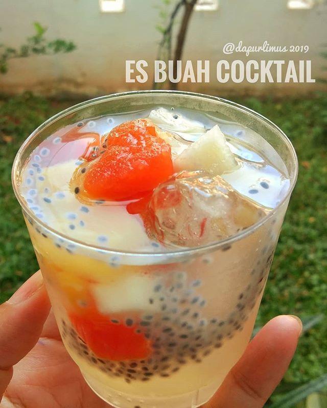 13 Resep Es Buah Untuk Jualan Dengan Modal Minim Iniresep Com Resep Smoothie Resep Minuman Makanan Dan Minuman