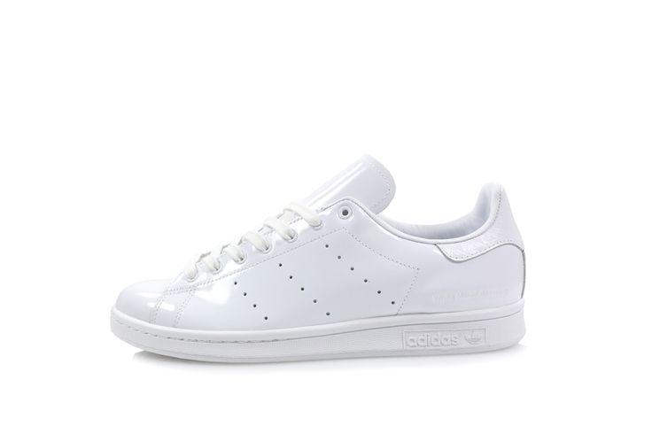 Adidas Stan Smith Grey Patent