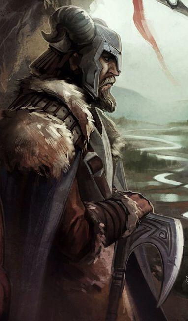 The Elder Scrolls Online -Nord-