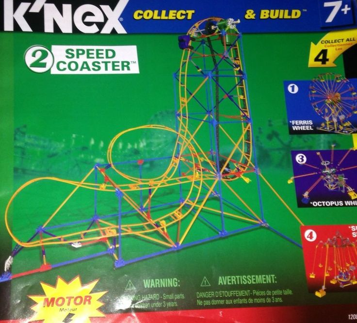 New Roller Coaster On Building