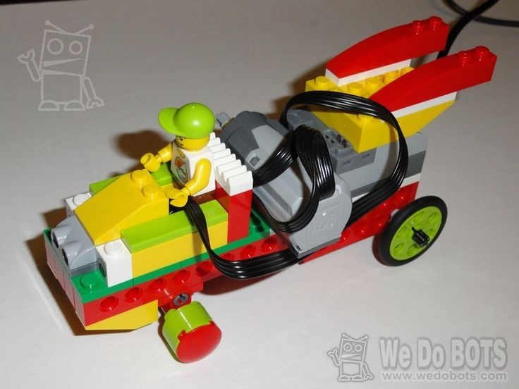 wedobots: LEGO® WeDo designs for the busy teacher: WeDo Previous Designs
