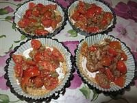 Ricetta mini cheesecake salati sfiziosi e gustosi, ricette cheesecake salati facili e veloci