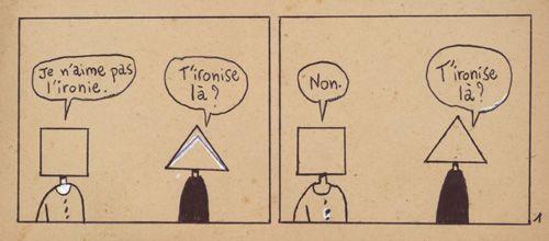 Carré & Triangle # 1