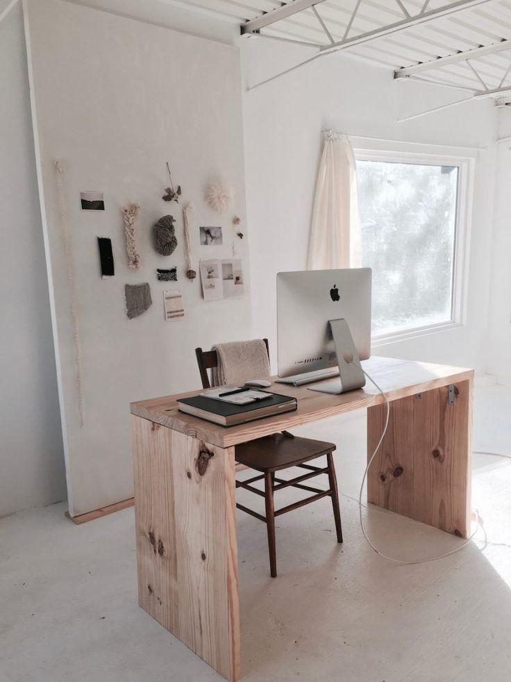 Oltre 25 fantastiche idee su angolo scrivania su pinterest - Angolo studio ikea ...