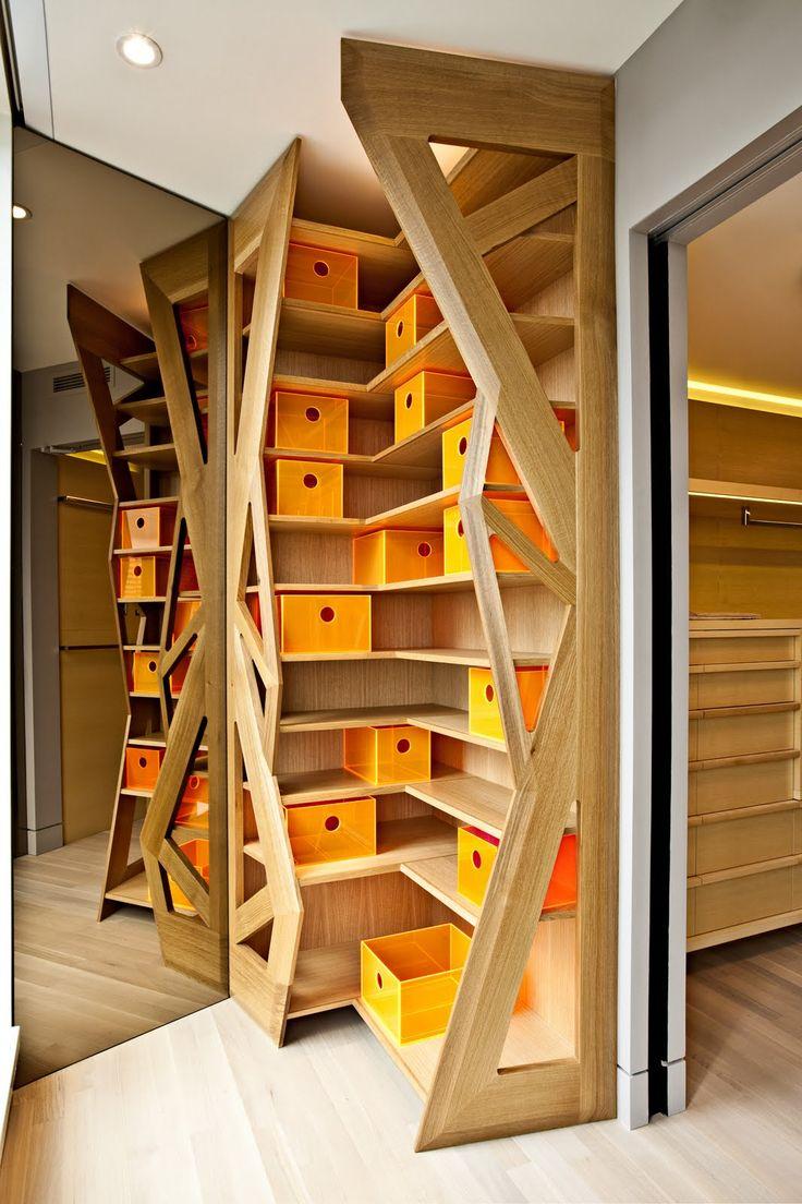 96 best Bookcase . Aesthetics . Design images on Pinterest | Books ...