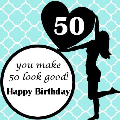 44 best images about Verjaardagswensen Sarah 50 jaar on ...