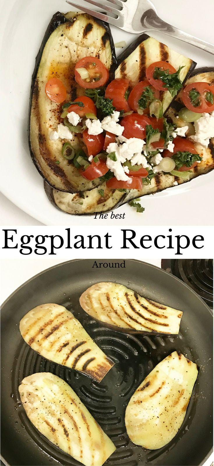 The Best Eggplant Recipe Around via @spoonsstilettos