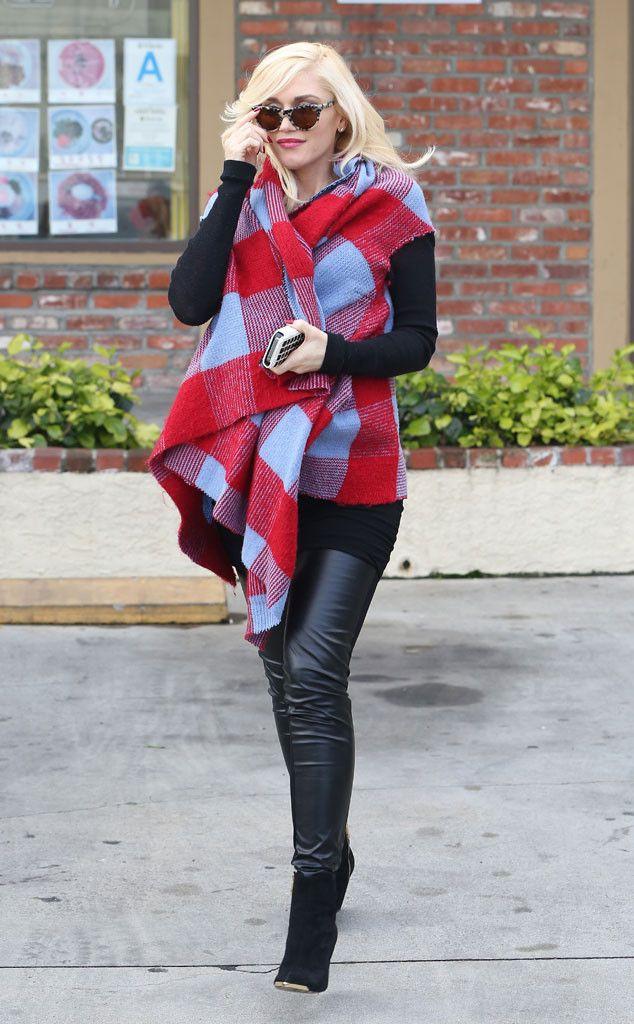 Mad About Plaid: Gwen Stefani's Best Looks