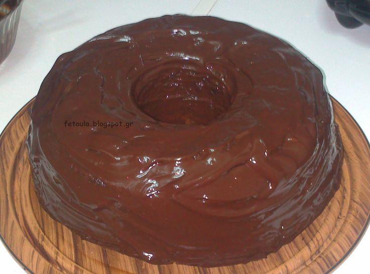 Το πιο σοκολατένιο νηστίσιμο κέικ!