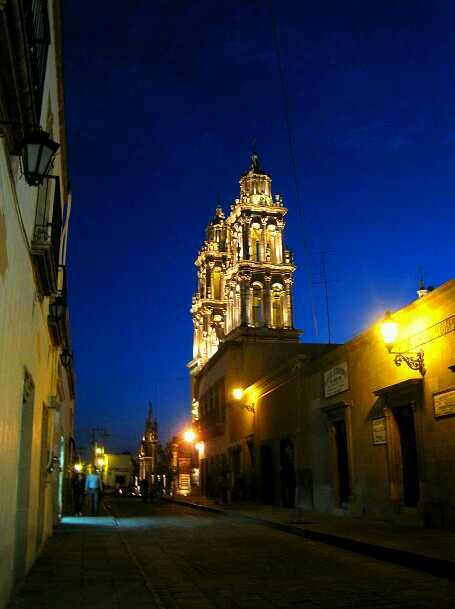 Zacatecas Mexico.