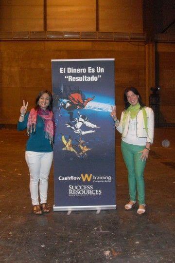El dinero es un resultado. Seminario Mente Millonaria Madrid 2012