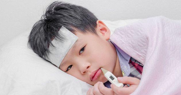 Jangan panik saat anak mengalami kejang demam