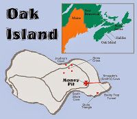 Midnight Freemasons: The Mystery of Oak Island : Masonic connections to a real National Treasure site