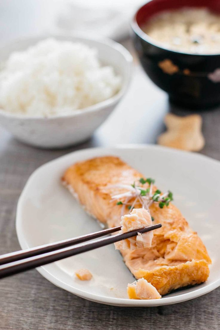 197 best teishoku time images on pinterest japanese dishes japanese salted salmon makes a filling family dinner forumfinder Image collections