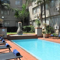 Protea Hotel Capital's new swimming pool and enclosed patio make the perfect setting for your reception, coffee breaks and dinner parties and the CBD, State Theatre and Hatfield entertainment area are only minutes from the HOTEL.