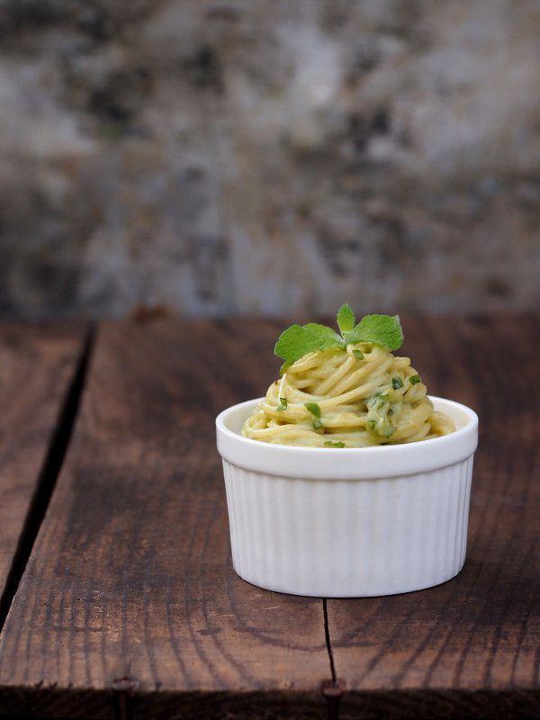 バジルとミントの冷製アボカドパスタ by ナオミ   レシピサイト「Nadia ...
