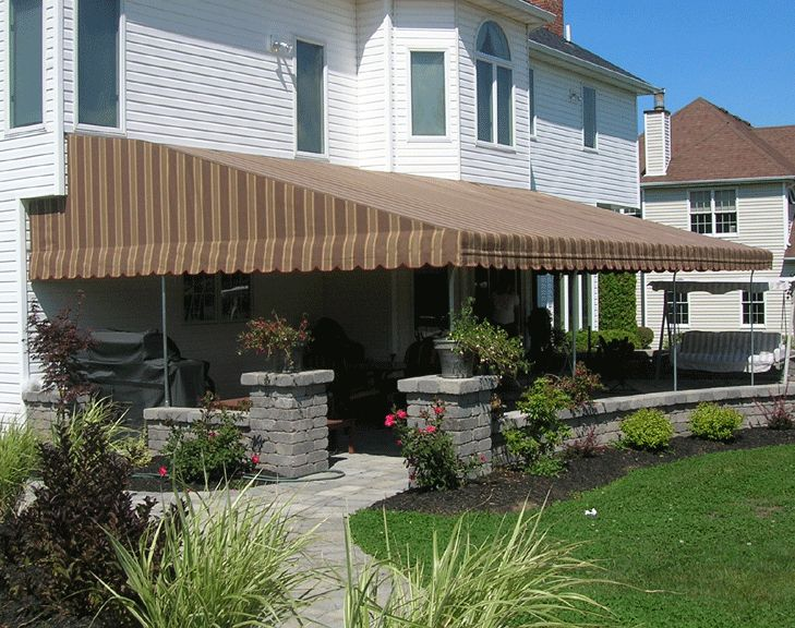 awnings for decks lowes price add real home utility patio