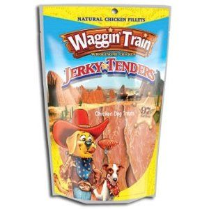 Waggin Train Dog Treats Class Action