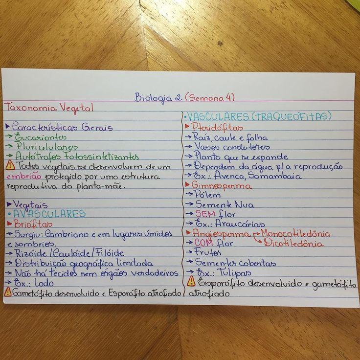 Semana 4 - Biologia 2 #medicadivabiologia