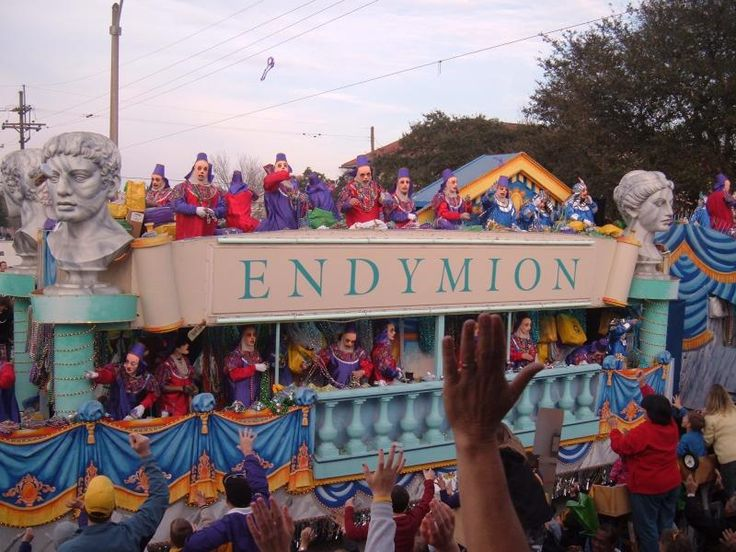 Krewe of Endymion | Mardi gra | Pinterest