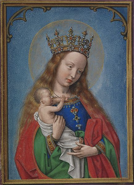 File:Simon Bening Virgin and Child.jpg