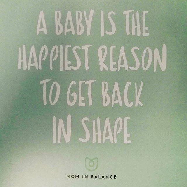 Weer fit, sterk en energiek worden na de #zwangerschap. Dat doe je bij Mom in…