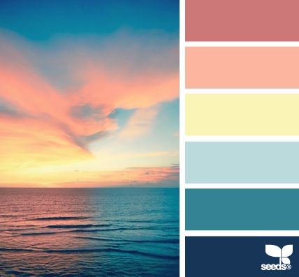 horizon hues, colour combo to match with our bedroom carpet                                                                                                                                                      More