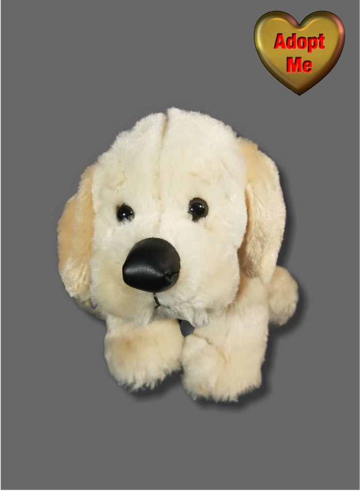 Ganz Webkinz Yellow Lab Labrador Retriever Puppy Dog Stuffed Plush Animal Ganz Labrador Retriever Puppies Plush Stuffed Animals Plush Animals