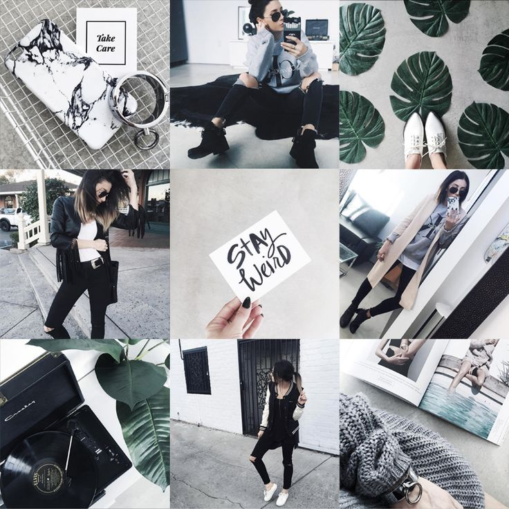 how to edit your Instagram & make your feed cohesive // www.fashionlush.com  #branding #blogtiips #instagram