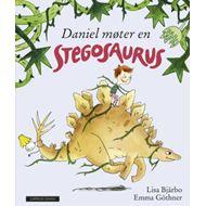 Daniel møter en stegosaurus (BOK)