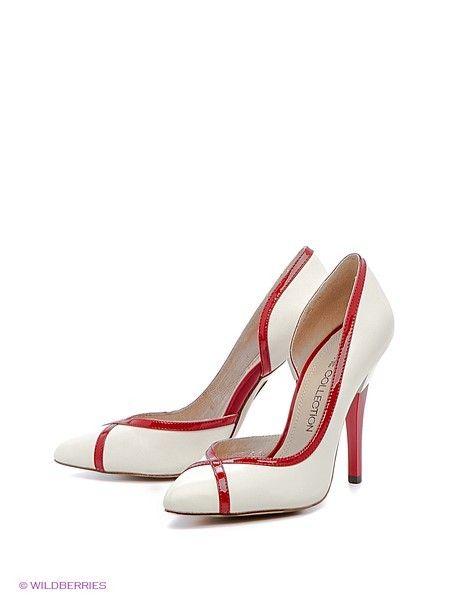 Туфли на каблуке Elche кожа 2870 руб.