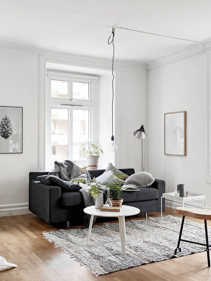 Cozy One Room Flat   Via Cocolapinedesign.com