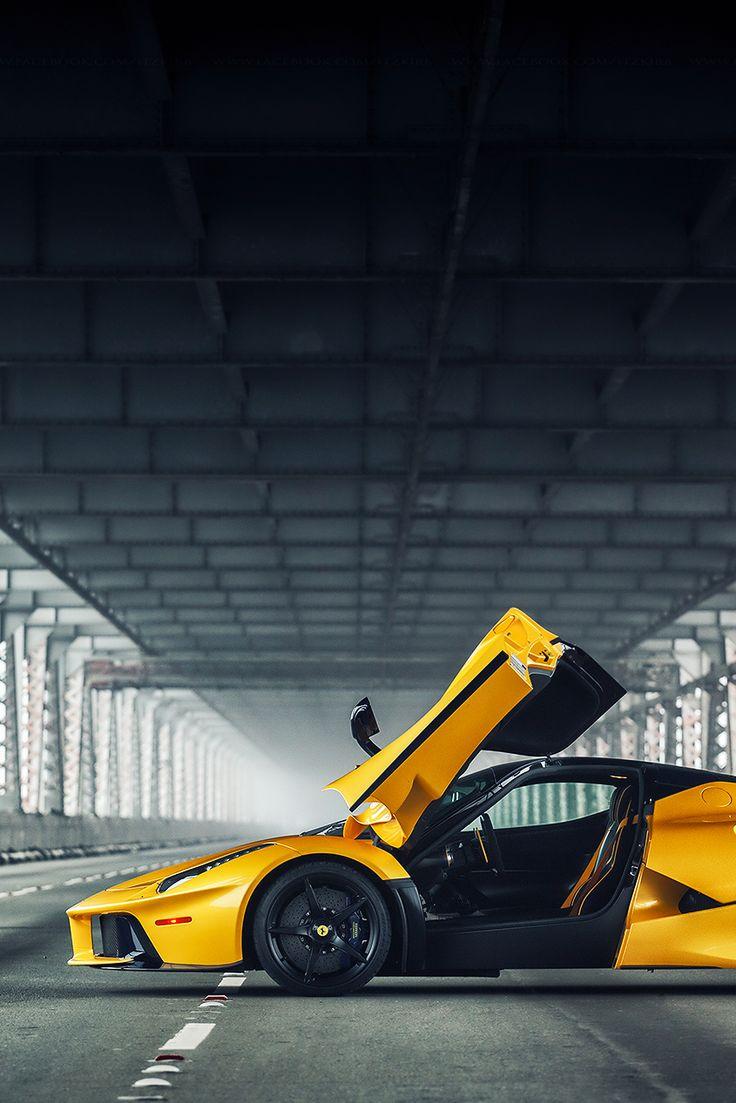 avenuesofinspiration:  Ferrari LaFerrari | Photographer © | AOI