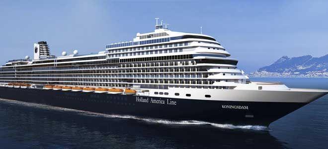 Vanaf maandag 9 februari 2015 zijn de Europese cruises met ms Koningsdam voor de zomer van 2016 te boeken. Ook de maiden voyage van de Koningsdam, een 13-daagse cruise vanuit Civitavecchia (Italië) naar Amsterdam met vertrek op 9 mei 2016, is vanaf 9 februari te boeken. Gedurende de eerste reis van de Koningsdam vindt in …