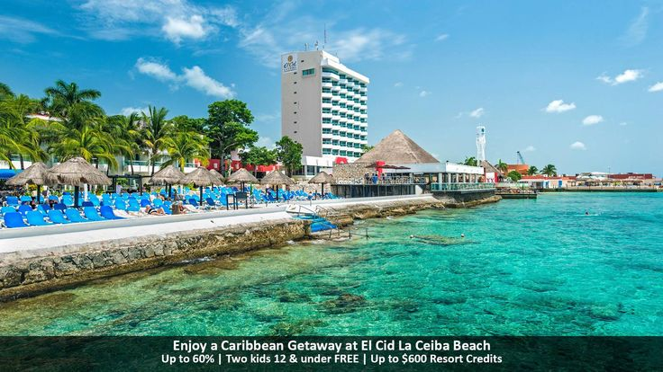Enjoy a Caribbean Getaway at El Cid La Ceiba Beach - https://traveloni.com/vacation-deals/enjoy-caribbean-getaway-el-cid-la-ceiba-beach/