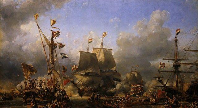 Kaapvaart ten tijde van de Republiek | Kunst uit de gouden ...