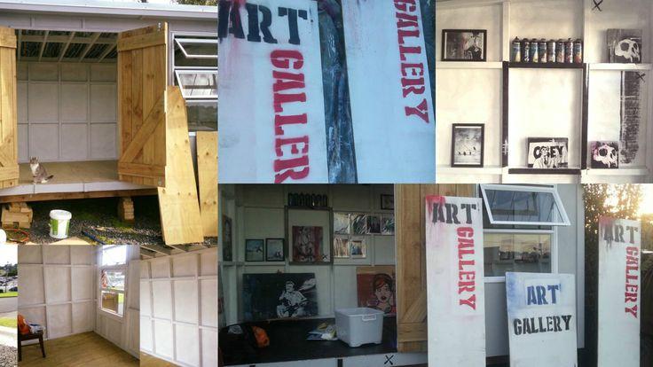 Open Art Studio / Gallery :: 6A Cedar Terrace, Whangaparaoa