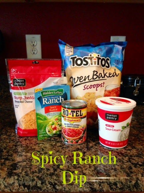 recipe: hidden valley spicy ranch recipes [38]