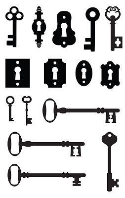KLDezign les SVG: Des clés                                                                                                                                                                                 Plus