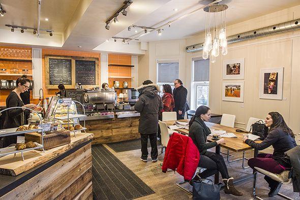 5 Elements Espresso Bar in Yorkville