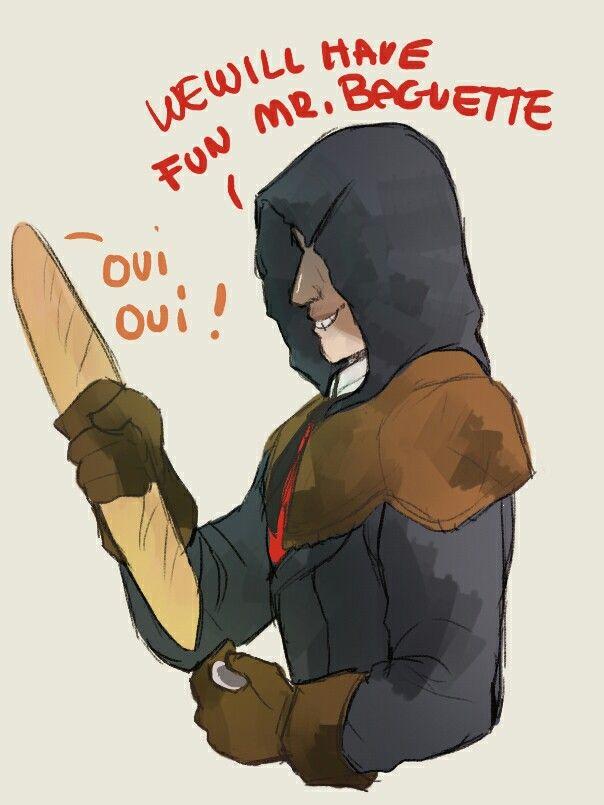 OMG Arno ???!!!